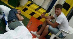 Η ΠΟΕΔΗΝ καταγγέλλει: Απίστευτη ταλαιπωρία τραυματισμένου Βρετανού τουρίστα στους Παξούς