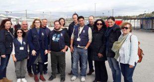 Ενημερωτική επίσκεψη κλιμακίου Ευρωπαϊκής Επιτροπής στο πλαίσιο του PHILOS