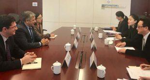 Στη Σανγκάη ο Πρόεδρος του ΙΣΑ