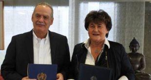 Συμφωνία για ίδρυση Γραφείου του Π.Ο.Υ. στην Αθήνα