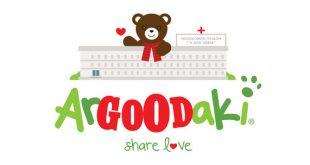 Το ArGOODaki των Goody's Burger House δίπλα στο Σωματείο «Αντιμετώπιση Παιδικού Τραύματος»