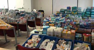 Σημαντική η στήριξη των φαρμακοποιών της Θεσσαλονίκης στους πληγέντες