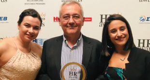 «Χρυσή» η AbbVie στα HR Awards 2018
