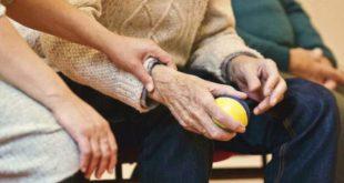 Ολιστική ανακουφιστική φροντίδα, με συμβολή της Φυσικοθεραπείας