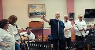 Pfizer Hellas Band: Για τα ΚΑΠΗ του Δήμου Αγ. Βαρβάρας η τελευταία εκδήλωση του 2018