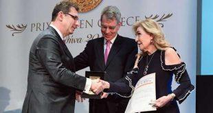 Τιμητική βράβευση για τον Έλληνα CEO της Pfizer Inc. στο πλαίσιο των Prix Galien