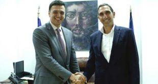 Tην επανεκκίνηση της τριμερούς Ελλάδας-Κύπρου-Ισραήλ στην Υγεία συζήτησαν Κικίλιας-Ιωάννου