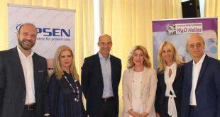 Η IPSEN δίπλα στις «Γυναίκες στην Ογκολογία»