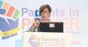 Κ. Κουτσογιάννη: Η νέα πρόεδρος της Ένωσης Ασθενών Ελλάδας στο 8ο Πανελλήνιο Συνέδριο Ασθενών