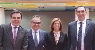Ο Βασίλης Κοντοζαμάνης στο Συμβούλιο Υπουργών Υγείας της Ε.Ε.
