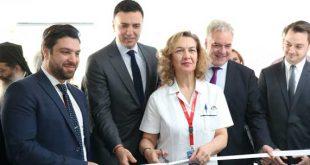 Εγκαινιάστηκε η ανακαινισμένη Μονάδα Τεχνητού Νεφρού στο Γ.Ν. Λαμίας