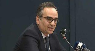 Βασίλης Κοντοζαμάνης: Θα έχουμε άλλες 160 κλίνες ΜΕΘ για ασθενείς με κορονοϊό τις επόμενες 3 εβδομάδες