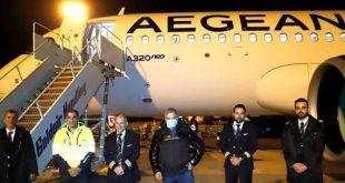 1.200.000 μάσκες από την Κίνα παρέλαβαν ΙΣΑ και Περιφέρεια Αττικής