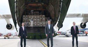 Ναυλωμένη πτήση με υλικό ατομικής προστασίας για τις ΜΕΘ έφτασε σήμερα στο «Ελευθέριος Βενιζέλος»