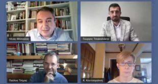 Ηλίας Μόσιαλος στην Ένωση Ασθενών Ελλάδας: Μπορούμε να αποφύγουμε ένα δεύτερο κύμα πανδημίας στη χώρα