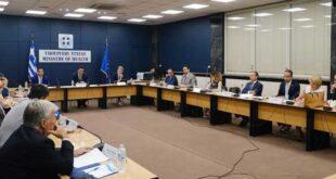 Ευρεία σύσκεψη για το φάρμακο – Οι 7 αποφάσεις που ανακοίνωσε η κυβέρνηση