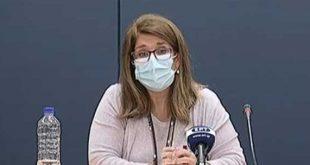 Βάνα Παπαευαγγέλου: «Το δεύτερο κύμα της πανδημίας δεν λέει να φύγει» – Περισσότερα από 25.000 τα ενεργά κρούσματα