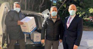 Φαρμασέρβ-Lilly: Δωρεά φαρμάκων στον ΕΟΔΥ για κάλυψη των έκτων αναγκών της πανδημίας