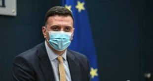 Κικίλιας: «Όλοι οι άνω των 60 θα είναι εμβολιασμένοι εντός του Μαΐου»