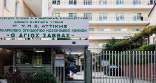 «Άγιος Σάββας»: 15 θετικά κρούσματα στο προσωπικό και 4 σε νοσηλευόμενους – Πώς αντιμετωπίζεται η κατάσταση