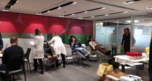 Εθελοντική Αιμοδοσία από τους εργαζόμενους της Astellas Ελλάδος