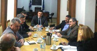 Κικίλιας: Ενημέρωση των εκπροσώπων των κομμάτων της Αντιπολίτευσης περί νέου κορονοϊού