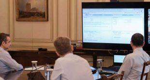 Η άυλη συνταγογράφηση παρουσιάστηκε στον Πρωθυπουργό με «live» δοκιμή