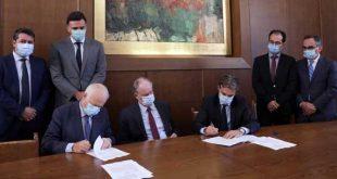 Υπεγράφη η Σύμβαση για τη δωρεά 50 κλινών ΜΕΘ από τη Βουλή στο νοσοκομείο «Σωτηρία» ύψους 8 εκ. ευρώ