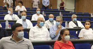 Μεγάλος μοριακός αναλυτής για τεστ κορονοϊού εγκαθίσταται στο Γενικό Νοσοκομείο Χανίων