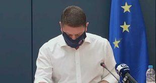 Νίκος Χαρδαλιάς: Είμαστε μακριά από ένα γενικό lockdown