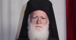 Σταθερά κρίσιμη η κατάσταση του Αρχιεπισκόπου Κρήτης Ειρηναίου