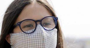 Η συνεχόμενη χρήση γυαλιών ενδέχεται να προστατεύει από τον COVID-19
