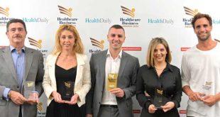 «Κορυφαία φαρμακευτική εταιρεία» η Roche Hellas – Η τριπλή βράβευση στα Healthcare Business Awards