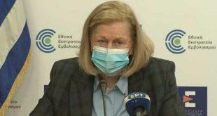 Μαρία Θεοδωρίδου: Αλλάζουν τα δεδομένα για τον εμβολιασμό των εγκύων κατά της Covid-19