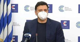 Β. Κικίλιας: Παράταση 20 ημερών στην επίταξη των γιατρών – Με τα αποθέματα των εμβολίων της Astrazeneca θα εμβολιαστούν οι 30άρηδες