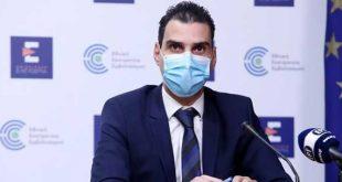 Μάριος Θεμιστοκλέους: Πόσα εμβόλια αναμένονται στην Ελλάδα τους επόμενους δύο μήνες