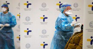ΕΟΔΥ: Σε ποια σημεία της χώρας θα γίνονται σήμερα δωρεάν rapid tests