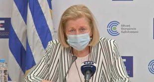 Μαρία Θεοδωρίδου: Οι αλλαγές στις συστάσεις για το εμβόλιο της AstraZeneca και ο εμβολιασμός των παιδιών