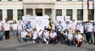 Κ.Ε.Φ.Ι.: Όσα έγιναν στον 1ο Virtual Ποδηλατικό Γύρο για τους επιζώντες του καρκίνου