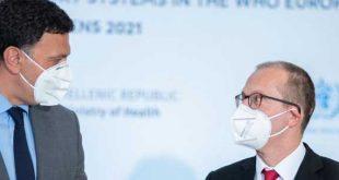 Ψυχική Υγεία: Τι προβλέπει η Διακήρυξη της Συνόδου των Αθηνών που υπέγραψαν υπουργοί Υγείας και εκπρόσωποι του ΠΟΥ Ευρώπης