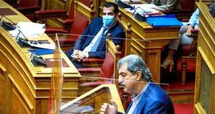 """Πλεύρης: «Ο Π. Πολάκης απέδειξε ότι είναι ο εκλεκτός του ΣΥΡΙΖΑ για να """"χαϊδεύει"""" το αντιεμβολιαστικό κίνημα»"""